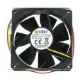 Вентилятор для корпуса Titan 80х80х25мм (DCF-8025L12S)
