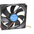 Вентилятор для корпуса 5bites F12025B-3 120 x 120 x 25мм, 1200RPM, 25dBa, 3 pin