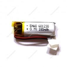 Аккумулятор 3.7V, 180mAh, (6.0*12*30mm) 601230