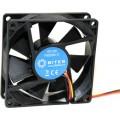 Вентилятор для корпуса 5bites F8025S-3 80 x 80 x 25мм, 2000RPM, 23dBa, 3 pin