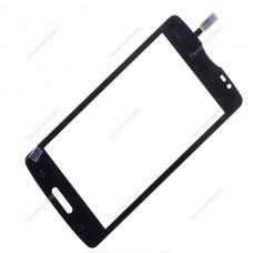 Тачскрин для телефона LG D380 (L80 Dual) черный