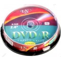 Диск DVD+R VS 8.5Gb 8-x Double layer printable (поштучно)