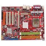 Материнская плата MSI 945PL Neo-F, Socket LGA775, DDR2, ATX