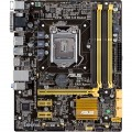 Материнская плата Asus B85M-G, Socket 1150, DDR3, Micro-ATX