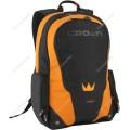Рюкзак для ноутбука Crown BPV115BO (Vigorous Series) black and orange 15,6''