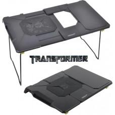 Раскладной столик для ноутбука Orient FTNB-03, цвет черный