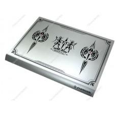 Охлаждающая подставка для ноутбука Evercool NP-901, Silver, 17''