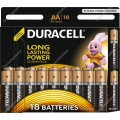 Элемент питания DURACELL LR6-18BL BASIC AA (поштучно)