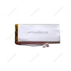 Аккумулятор 3.7V, 2200mAh, (3.5*53*125mm) 3553125