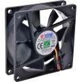 Вентилятор для корпуса Titan 80х80х25мм (TFD-8025L12S)