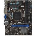 Материнская плата MSI H61M-P20 (G3) LGA 1155 Micro-ATX DDR3