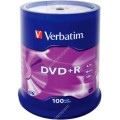 Диск DVD+R Verbatim 4.7Gb 16-х (поштучно)