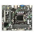 Материнская плата Elitegroup H61H2-M13 (V1.0), LGA1155, DDR3, Micro-ATX