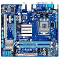 Материнская плата GIGABYTE GA-945GZM-S2 (rev. 2.1), Socket LGA775, DDR2, microATX