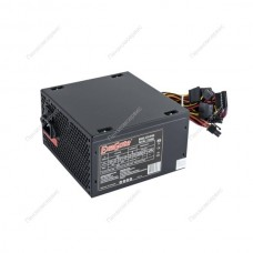Блок питания 400W Exegate, XP400, 4pin*cpu, 20+4pin, 3*SATA, 4*molex, 120mm fan (б/у)