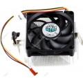 Система охлаждения процессора Cooler Master (DK9-7F52B-0L-GP) для s754,939,940,AM2