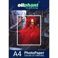 Фотобумага Н240 High Glossy Inkjet Photo Paper (Cast Coated) Суперглянец с покрытием А4 (20л)