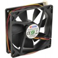 Вентилятор для корпуса Titan 92x92x25mm (TFD-9225L12Z)