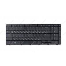 Клавиатура для ноутбука Dell N5010 (черная) с русскими буквами