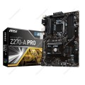 Материнская плата Asus Z270-A Pro LGA 1151